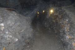 Besuch im Bergwerk Schwarze Crux